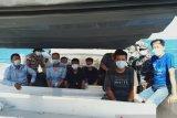 Enam warga China terdampar di Rote Ndao NTT negatif virus corona