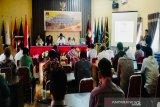 KPU perkuat SDM penyelenggara Pilkada di tujuh Kabupaten soal hukum