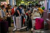 Penerbangan terakhir dari Batam menuju China dibatalkan