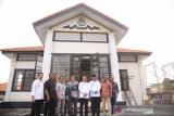 Dipugar dengan dana CSR RAPP, Istana Peraduan Siak segera diresmikan