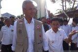 Ganjar Pranowo resmikan gedung MTs Alkhairaat di Sigi