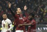 Milan tantang Juve di babak semifinal Piala Italia usai taklukkan Torino