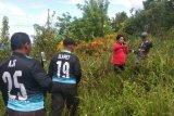 Kapolsek Muara Tami pimpin patroli jalan kaki di tapal batas RI-PNG