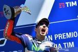 Lorenzo  juarai balap virtual Grand Prix MotoGP di Silverstone