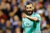 Madrid melaju ke perempat final Copa del Rey setelah gilas Zaragoza 4-0