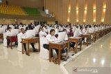 Hingga hari ketiga tes CPNS di Siak, 314 peserta tidak datang