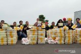 Polisi ungkap pengiriman 288 kg sabu menggunakan mobil boks