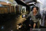 Banjir bandang kembali landa kawasan lereng gunung Ijen Bondowoso