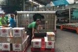 Maskapai Garuda angkut bantuan 10.000 masker BNPB untuk WNI di Tiongkok