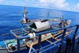 Petugas tangkap kapal ikan Filipina saat lakukan 'ilegal fishing' di laut Sulawesi