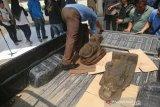 BPCB Yogyakarta beri kompensasi penemu arca purbakala