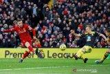 Liverpool gilas Southampton dengan skor 4-0
