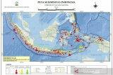 Gempa bumi bermagnitudo 3,2 guncang Lombok Timur