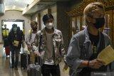 Dua penumpang dari Tiongkok sempat jalani observasi di Bandara SMB II Palembang