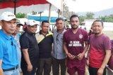 Zulham Zamrun main di turnamen tarkam Piala Kalosi di Kabupaten Enrekang