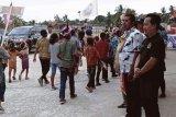 Ribuan jemaat Kristiani Biak Numfor gelar parade Pekabaran Injil