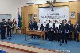 Rektor UMP lantik 10 dekan dan 4 ketua lembaga