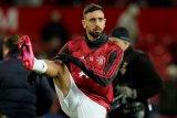 Debut Bruno Fernandes, Manchester United ditahan seri Wolves