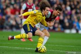 Arsenal diimbangi Burnley 0-0