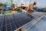 Industri startup incar potensi pengembangan energi surya