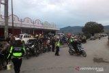 Polres  Jayawijaya amankan 1.038 sepeda motor