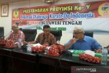 DR Yudi M Tangahu terpilih Ketua Umum Forki Sulteng 2019-2023