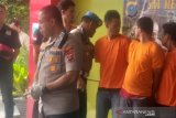 Narkoba asal Malaysia kembali masok ke Indonesia, 10 kg sabu-sabu disita di Medan