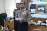 Densus 88 mengangkap tiga terduga teroris di Serang Banten