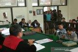 Dua terdakwa korupsi jalan bandara Pagaralam  dituntut 4 tahun penjara