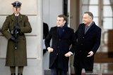 Cegah penularan COVID-19, Presiden Polandia tanpa kampanye