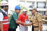 Pemprov Sulbar beri penghargaan kecelakaan nihil kepada sembilan perusahaan