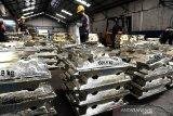Nilai ekspor Babel naik 36,11 persen pada Juni 2020