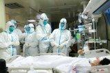 Hong Kong laporkan kematian pertama akibat virus corona baru