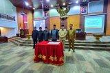 DPRD-Pemprov Sumbar sepakati perubahan Perda Retribusi Jasa Usaha