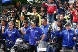 Rossi dan Vinales sapa penggemarnya di Indonesia