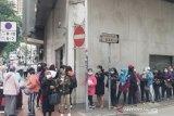 Mencuri dan perdagangkan masker di Hong Kong, seorang WNI empat minggu kurungan
