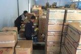Kemenkes kirim logistik bagi WNI dari Wuhan di Natuna