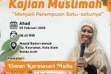 ACT gelar kajian muslimah bersama Ummi Mulia