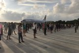 Tim Evakuasi WNI dari Wuhan kembali merilis suasana observasi