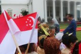 Presiden Singapura akan temui Sri Sultan Hamengku Buwono X di Yogyakarta