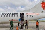 KKP Baubau sarankan Wings Air dikarantina karena ada penumpang reaktif COVID-19
