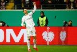 Frankfurt usir Leipzig dari Piala Jerman