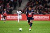Ditaklukkan Lille,  Rennes gagal ke posisi kedua