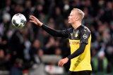 Haaland gagal mencegah Dortmund terpental dari Piala Jerman