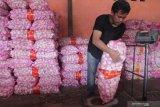 Kemendag hapus  persetujuan impor bawang putih