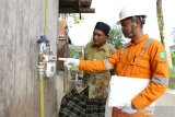 Kontrak jaringan gas senilai Rp309,1 miliar telah diteken