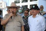Ini kondisi Prabowo yang masih jalani pemeriksaan terkait Corona
