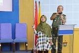 Pangdam XIV/Hasanuddin paparkan stabilitas politik pascapemilu
