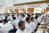 Peserta tes CPNS Kabupaten OKU raih nilai tertinggi di Indonesia