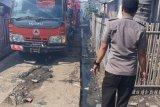 Tabung gas elpiji 3 kilogram meledak, 6 rumah di Bima hangus terbakar